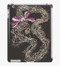 Edwardian Pearls, Bejewelled Ribbon & Padlock Jewellery  iPad Case/Skin