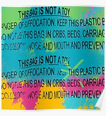 Toy Bag Poster