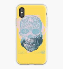 Skull IV iPhone Case