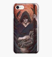 Death - Thanatos iPhone Case/Skin