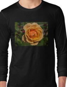 Simply a Rose  Long Sleeve T-Shirt