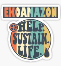 EKOAMAZON NOE HSL Color Sticker