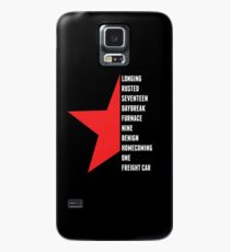 Ready to Comply? Case/Skin for Samsung Galaxy
