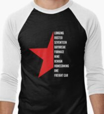 Ready to Comply? Men's Baseball ¾ T-Shirt