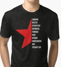 Ready to Comply? Tri-blend T-Shirt