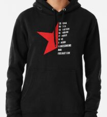 Ready to Comply? Pullover Hoodie