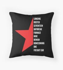 Ready to Comply? Throw Pillow