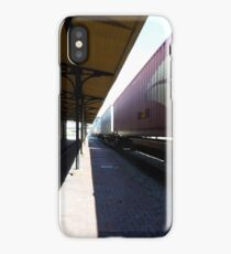 Train Abstract iPhone Case/Skin