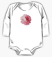 Flower pink peony Kids Clothes