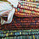 Dream Deeply Corn by WildestArt