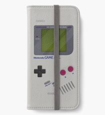 Classic Gameboy iPhone Wallet/Case/Skin