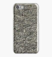 Medieval mosaic floor iPhone Case/Skin
