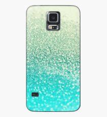 GLITZER MINT Hülle & Skin für Samsung Galaxy