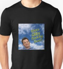 What is Gibby thinking about? Unisex T-Shirt