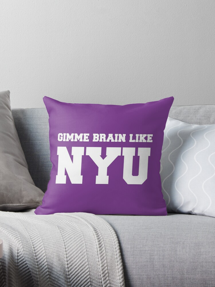 «Gimme Brain Like NYU» de sorasicha