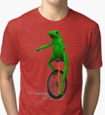 dat boi Tri-blend T-Shirt