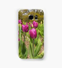 Tulip Time Samsung Galaxy Case/Skin