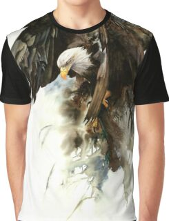 High And Mighty Graphic T-Shirt