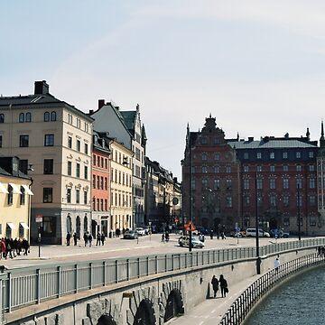Stockholm #7 by shutterhappy