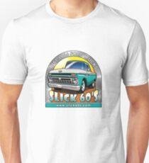 Slick 60's - Caribbean Turquoise T-Shirt