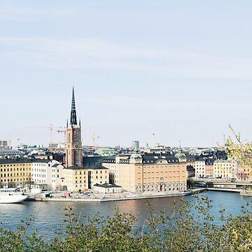 Stockholm #9 by shutterhappy