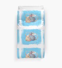 Rattie Trio Duvet Cover