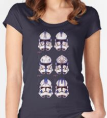 501st 6-pack Women's Fitted Scoop T-Shirt