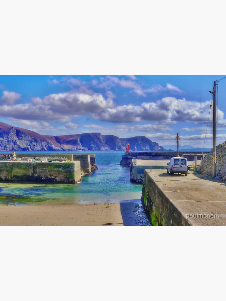 The Tide is Out at the Harbour by paulmcnam