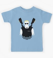 Here Come The Fuzz Kids Tee