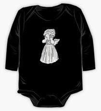 Don't Cry, Li'l Angel One Piece - Long Sleeve