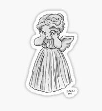Don't Cry, Li'l Angel Sticker