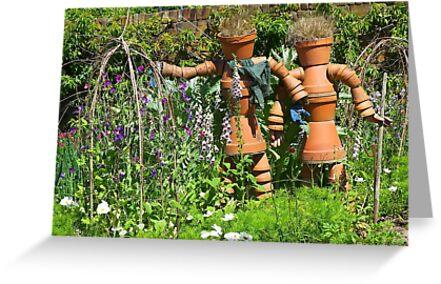 Flower Pot Men by ColinBoylett