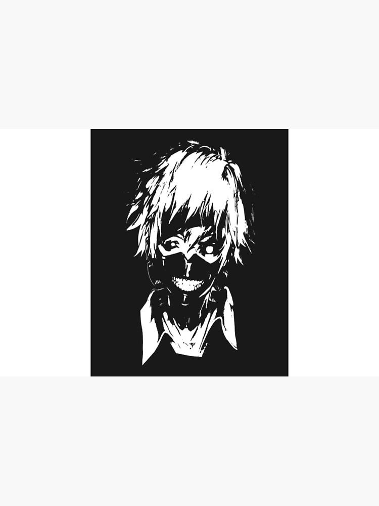Tokyo Ghoul Kaneki con máscara de SwiftWindX