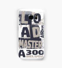 Loadmaster Beluga Samsung Galaxy Case/Skin