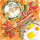 MITCHELL COOKS by dkatiepowellart