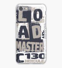 Loadmaster Hercules iPhone Case/Skin