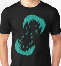Big Alien Gorilla-Wolf Mother... Unisex T-Shirt