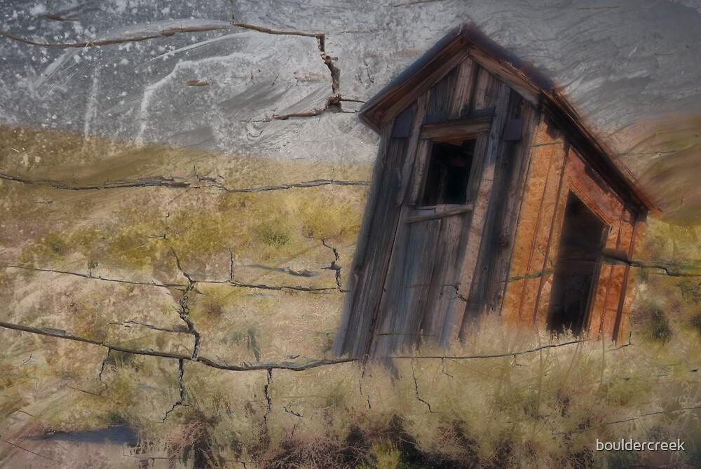 Almost Forgotten by bouldercreek