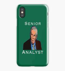 John Giles: Senior Analyst iPhone Case/Skin