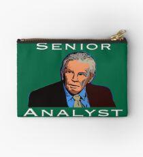 John Giles: Senior Analyst Studio Pouch