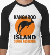 KANGAROO ISLAND Men's Baseball ¾ T-Shirt