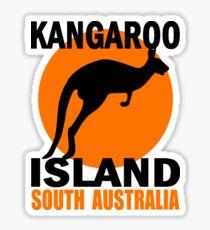 KANGAROO ISLAND Sticker