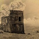 Ghost Town Abstract by bouldercreek