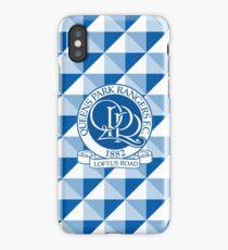 Queens Park Ranger football club iPhone Case/Skin