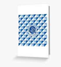 Queens Park Ranger football club Greeting Card