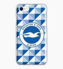 Brighton & Hove Albion football club iPhone Case/Skin