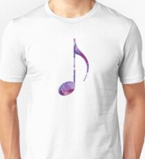 Watercolor Eighth Unisex T-Shirt