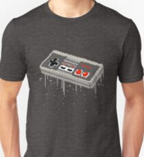 Pixel NES Controller T-Shirt