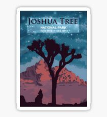 Joshua Tree National Park. Sticker
