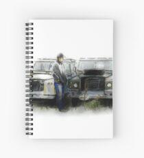 Rovers  Spiral Notebook